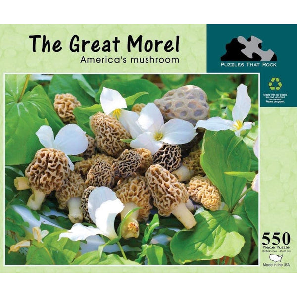 The Great Morel Puzzle
