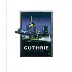 Guthrie Theater Print