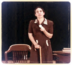 Performance: Taking a Stand in History - Emma Goldman