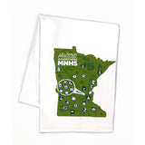 MNHS Historic Adventures Flour Sack Towel