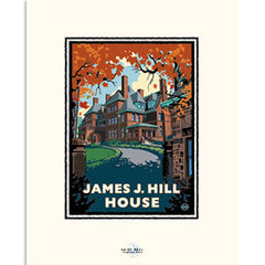 James J. Hill House Print