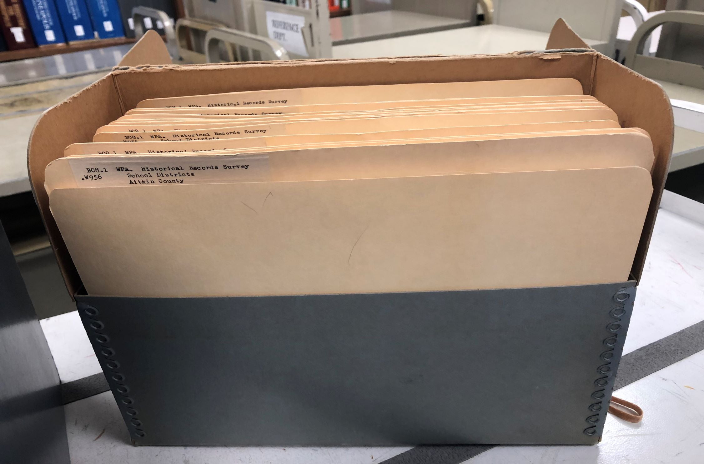 Copy Request (folders from boxes)