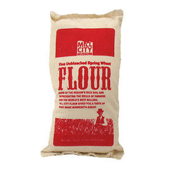Mill City Unbleached Spring Wheat Flour