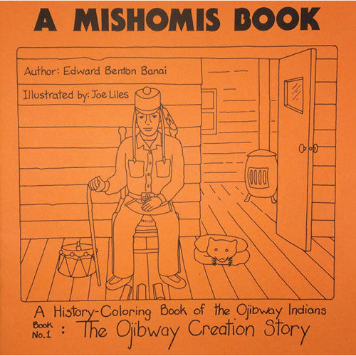 Mishomis Book: Set of Five Coloring Books