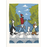 Minnesota Abbey Road Print