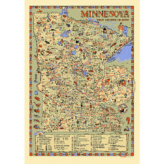 Minnesota What You Need to Know Poster