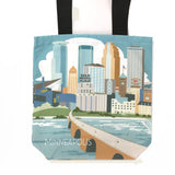 Minneapolis Riverfront Tote