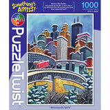 Puzzle Twist - Minneapolis Spirit
