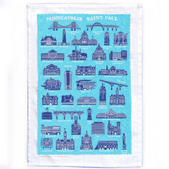 Twin Cities Kitchen Towel