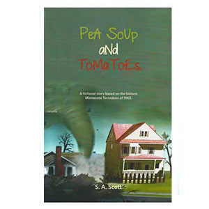 Pea Soup and Tomatoes