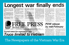 Primary Source Packet: Newspapers of the Vietnam War Era