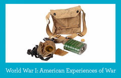 Primary Source Packet: World War I - American Experiences of War