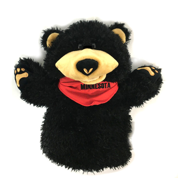 Puppet Bear Plush