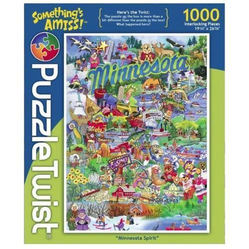 Puzzle Twist - Minnesota Spirit