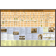 Rondo Neighborhood Map