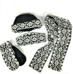 Black Snowflake Accessories Classic Collection