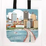 Saint Paul Riverfront Tote