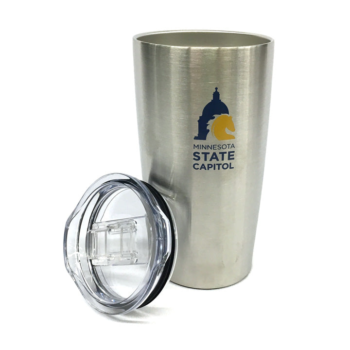 Minnesota Capitol Stainless Travel Tumbler