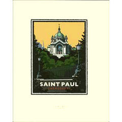Saint Paul Cathedral Print