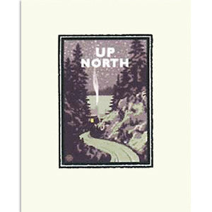 Up North Print