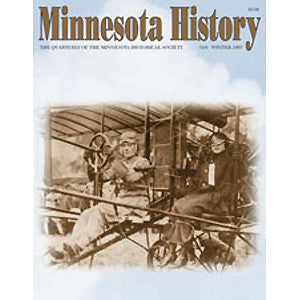 Minnesota History Magazine Winter 1995-96 (54:8)