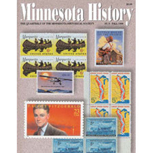 Minnesota History Quarterly Fall 1996 (55:3)