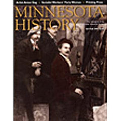 Minnesota History Quarterly Fall 1999 (56:7)