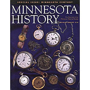 Minnesota History Quarterly Winter 1999-2000 (56:8) -- Minnesota Century Issue