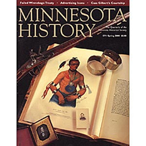 Minnesota History Quarterly Spring 2000 (57:1)