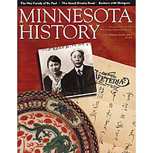 Minnesota History Quarterly Winter 2000-2001 (57:4)
