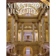 Minnesota History Quarterly Winter 2004-2005 (59:4)