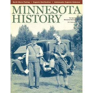 Minnesota History Quarterly Summer 2005 (59:6)