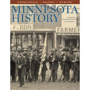 Minnesota History Quarterly Winter 2005-2006 (59:8)
