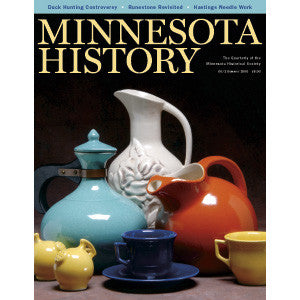Minnesota History Quarterly Summer 2006 (60:2)
