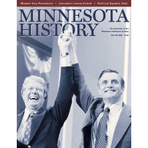 Minnesota History Magazine Fall 2006 (60:3)