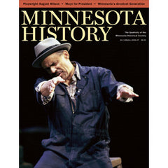 Minnesota History Magazine Winter 2006-2007 (60:4)