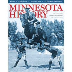 Minnesota History Magazine Winter 2009-10 (61:8)