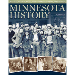 Minnesota History Quarterly Spring 2009 (61:5)