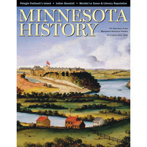 Minnesota History Quarterly Summer 2010 (62:2)