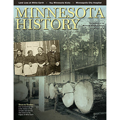 Minnesota History Quarterly Fall 2012 (63:3)