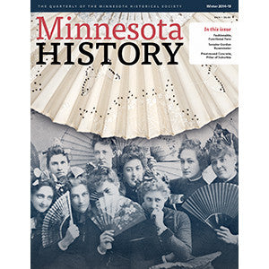 Minnesota History Quarterly Winter 2014-15 (64:4)