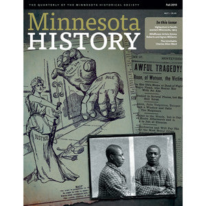 Minnesota History Quarterly Fall 2015 (64:7)
