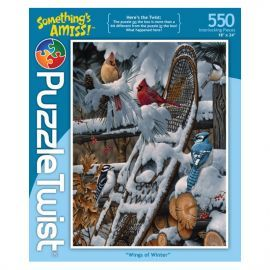 Puzzle Twist - Wings of Winter