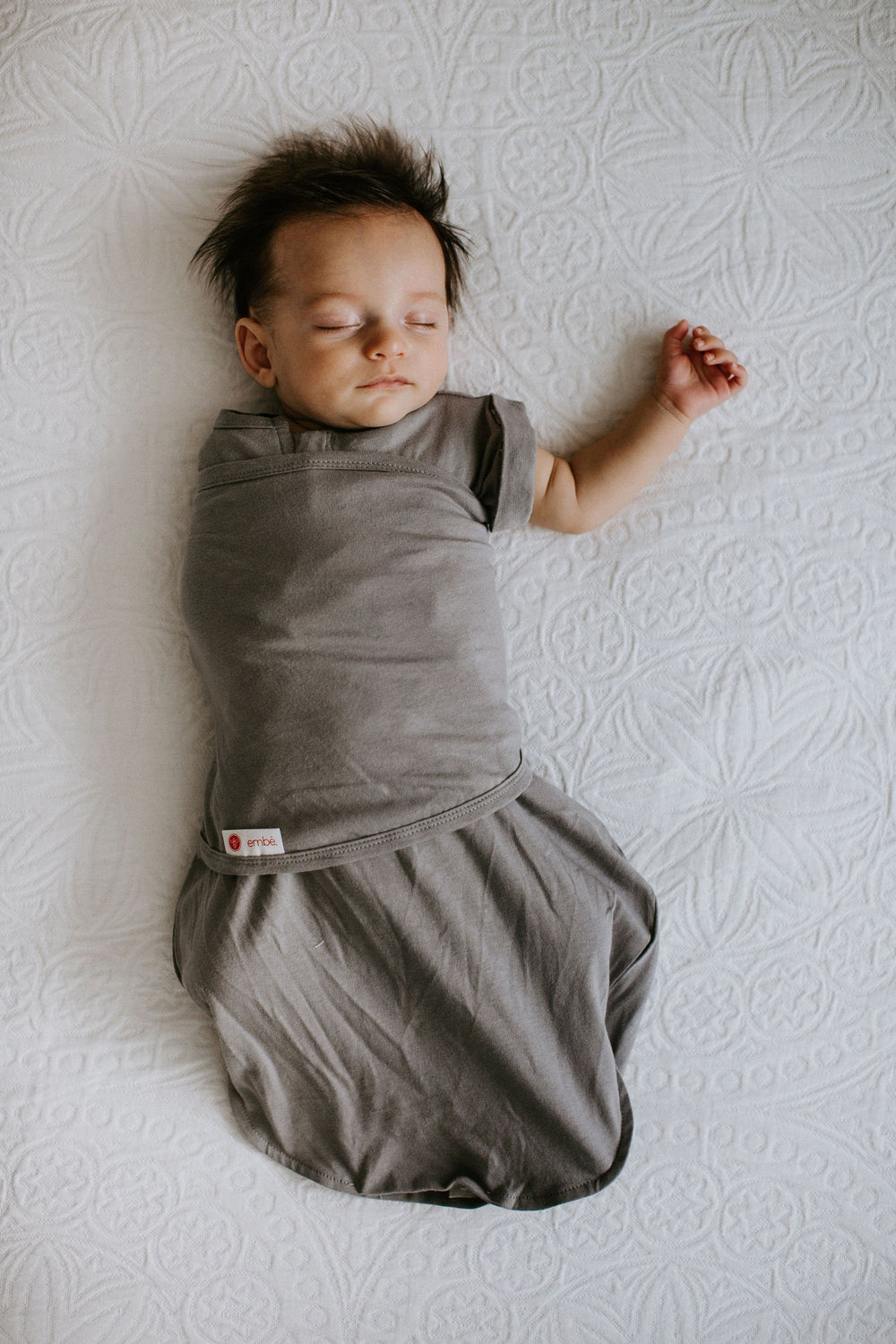 Transitional SwaddleOut | Slate