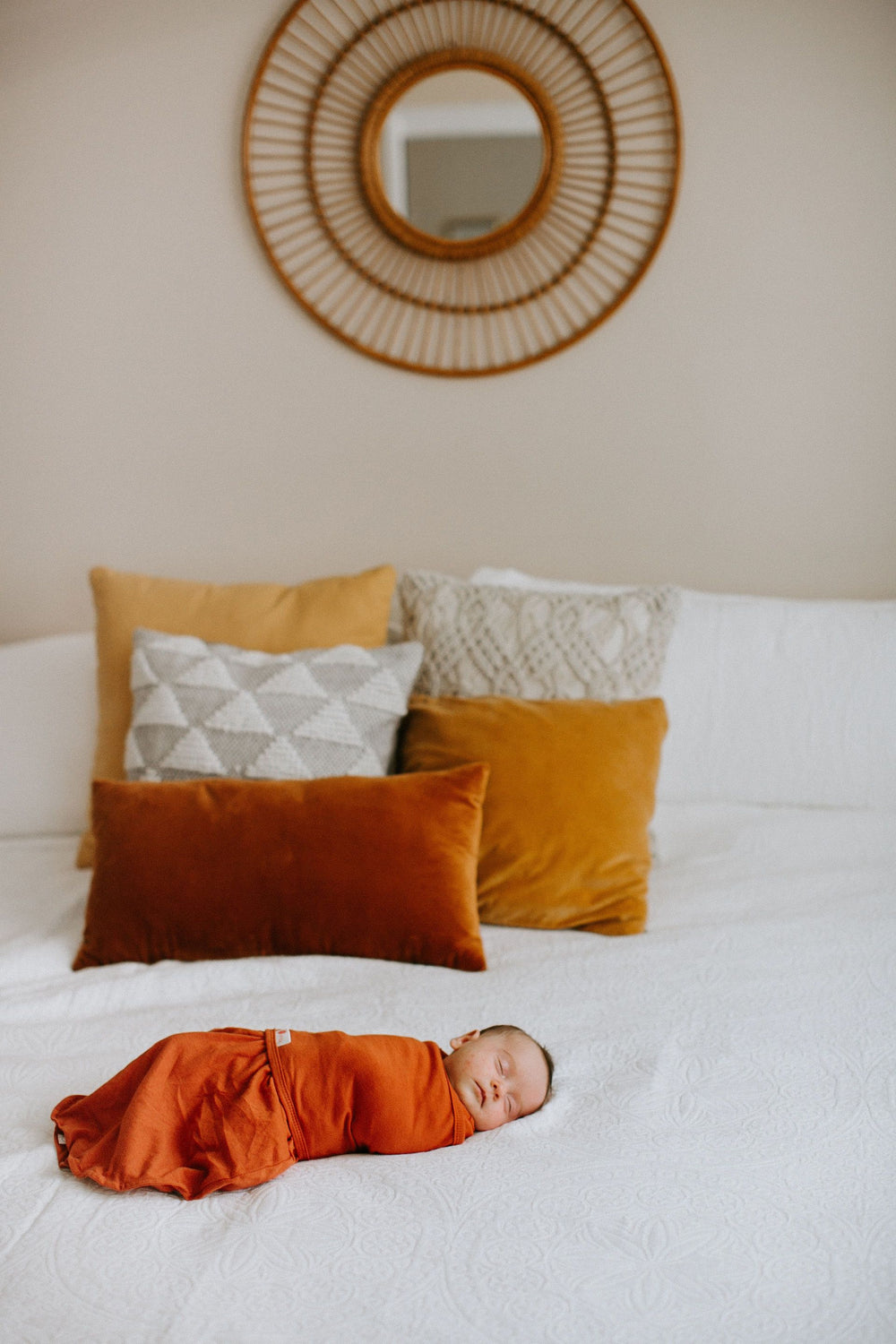 Transitional SwaddleOut | Rust