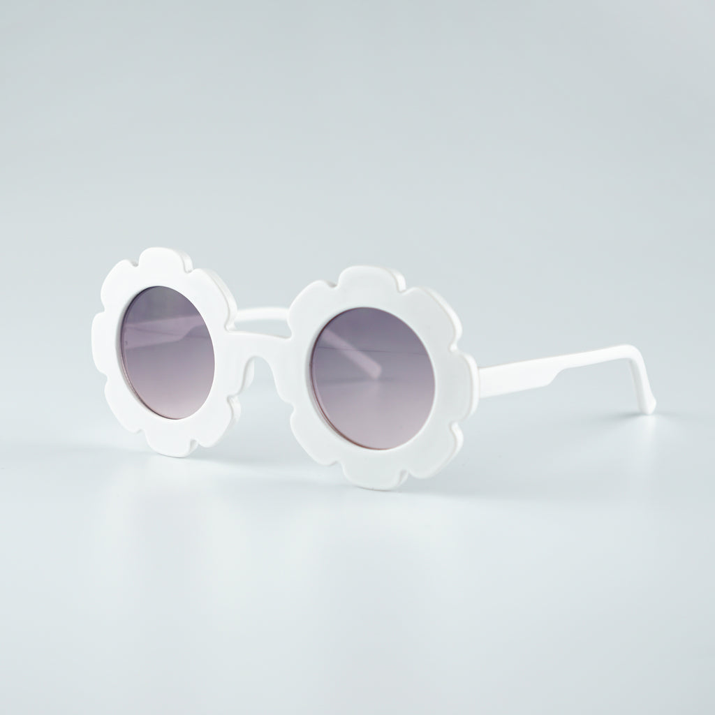 Daisy Shades, White