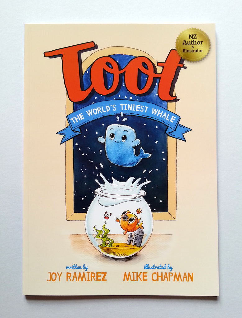 Toot: The World's Tiniest Whale