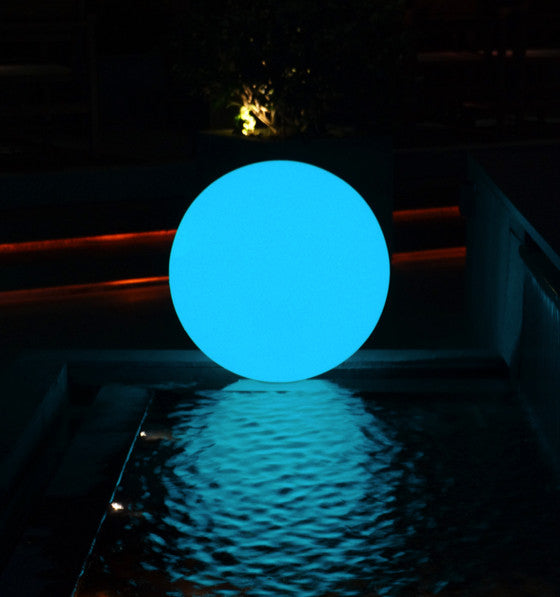 The Sphere 40cm Led Light Ball Larala Lights Nz
