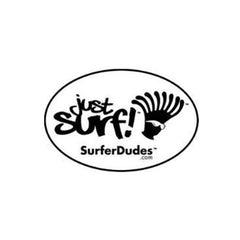 Surfer Dudes Decals (pack of 5)