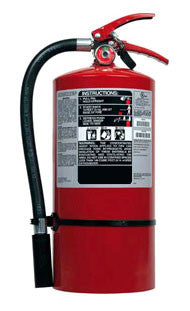 9.5lb Clean Agent Fire Extinguisher